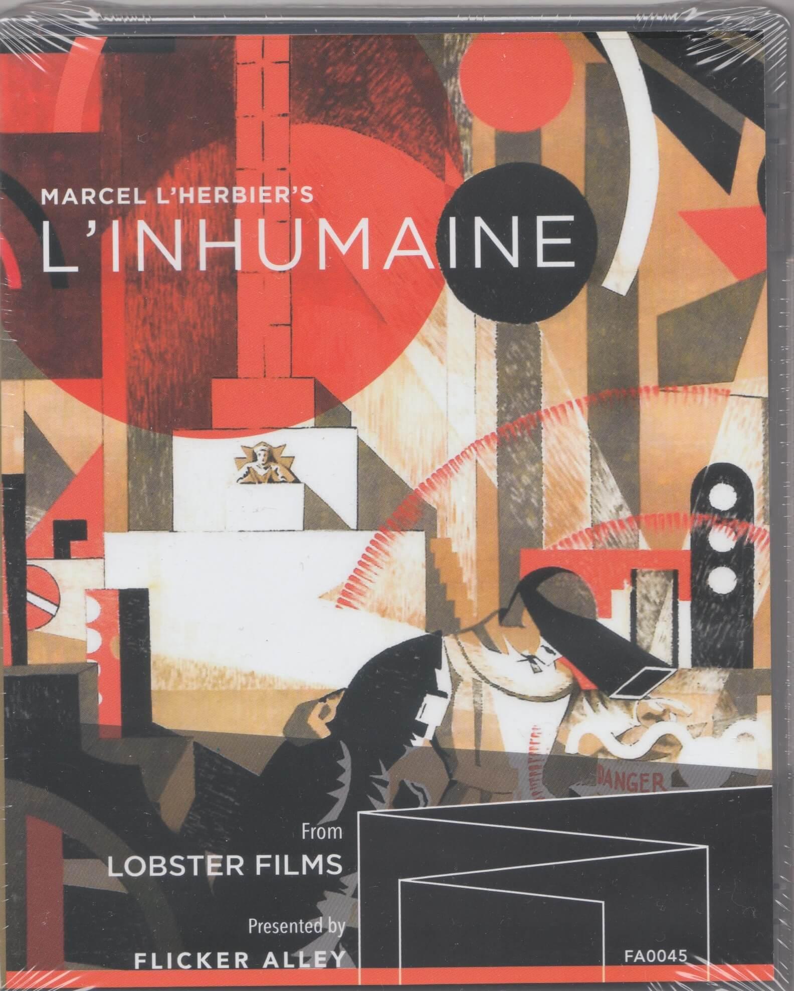 L'Inhumaine BluRay copy